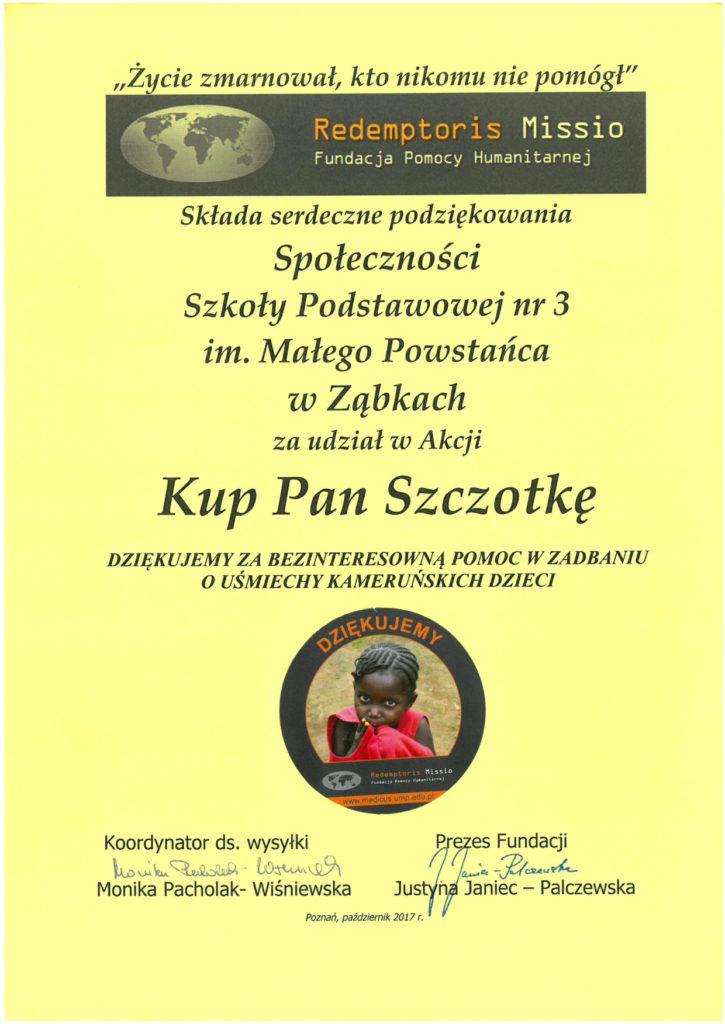 dyplomKupPanSzczoteczke